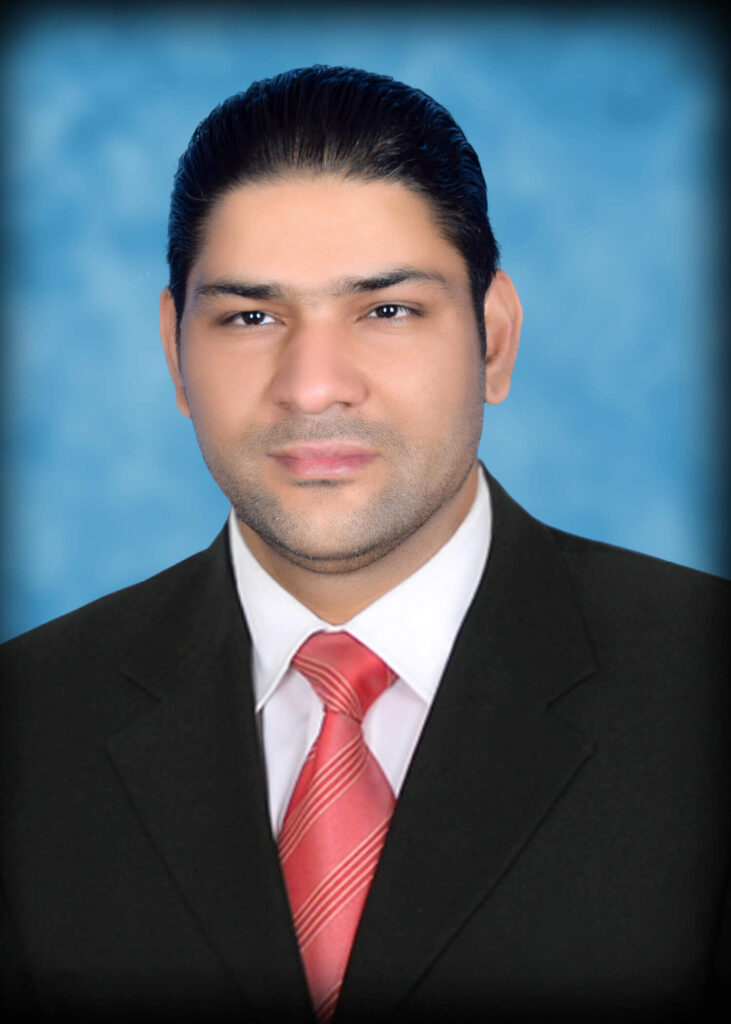 Mr. Raja Abid Ayoub CEO Falishan Manpower