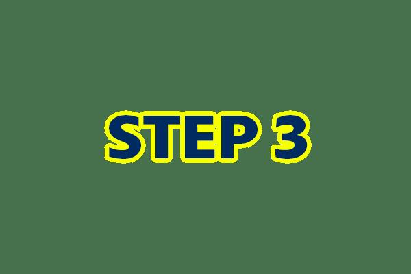 STEP 3 min Falishan Manpower