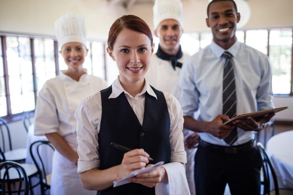 Ties Uniforms for Hotel Staff min Falishan Manpower